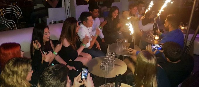 Limusinas para cumpleaños en Barcelona