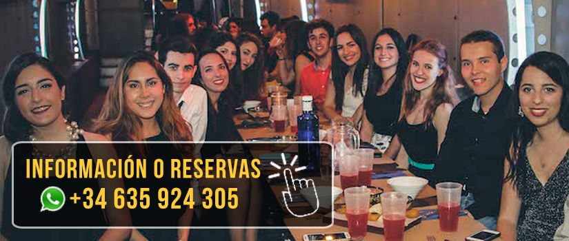 Cena con limusina incluida | Alquiler Limusinas Barcelona