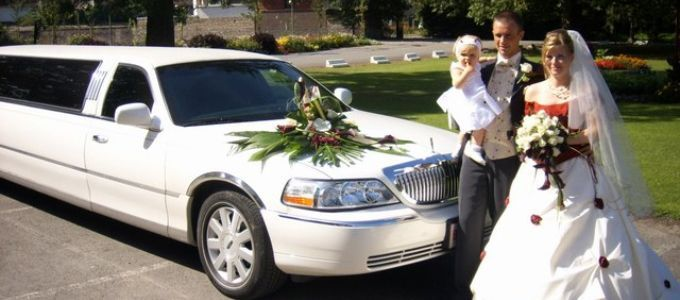 limusina boda